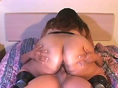 Lustful bbw with huge bouncing tits bbw sex