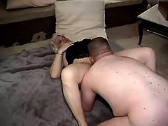 Beefy cock meets round fat butt bbw sex