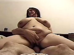 Oversexed fatty wants more and more bbw sex