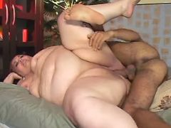 Latin guy hard drills flabby woman bbw sex